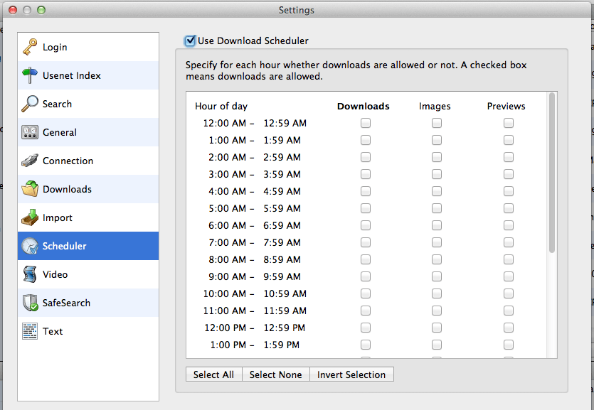 Take Control of Your Downloads with Newshosting's Download Scheduler