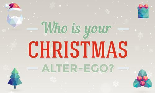 Personality Quiz: Who Is Your Christmas Alter-Ego?