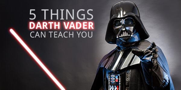 5 Things Darth Vader Can Teach You About Data Security