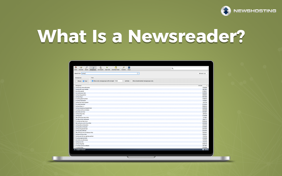 What Is a Newsreader?
