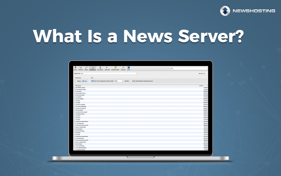 What Is a News Server?