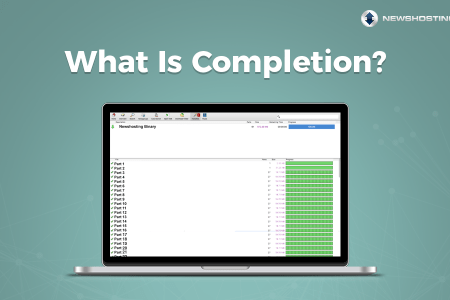 What is Completion?