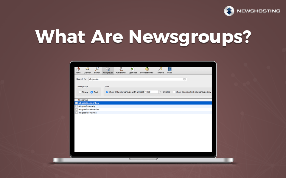 how to access adult newsgroups