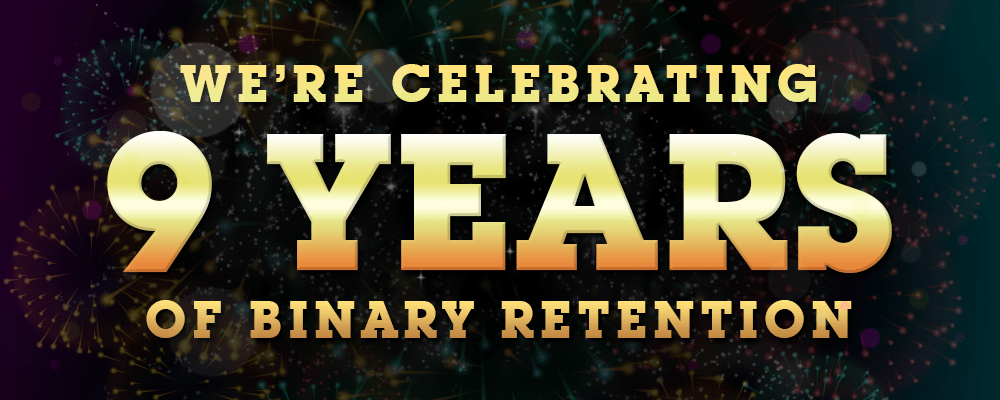 Newshosting Hits 9 Years of Binary Retention!